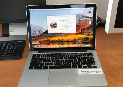 Macbook Pro 13in Early 2013 SOLD