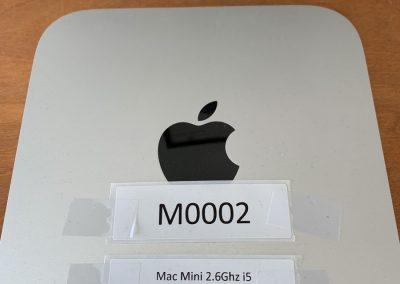 USED Mac Mini 2014 2.6Ghz i5 8GB Ram 1TB SSD