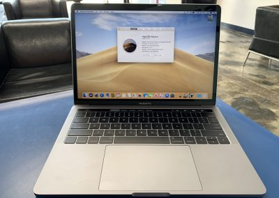 USED 13in MacBook Pro 2018 3.1Ghz 2 Core i5 8GB 250GB SSD Space Gray