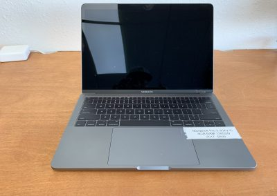 USED 13in MacBook Pro 2017 2.3Ghz 2 Core i5 8GB 128GB SSD Space Gray