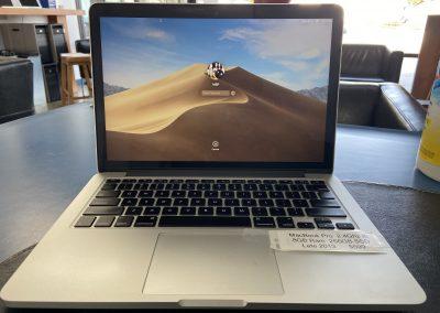 Used Mac Book Pro 13in 2.4Ghz i5 8GB Ram 256GB SSD