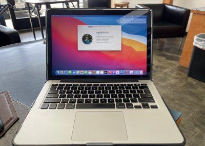 Used 2013 MacBook Pro 13in 2.4Ghz i5 8GB Ram 128GB SSD