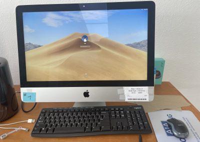 USED 2015 iMac 21.5 1.6Ghz i5 8GB 500GB SSD